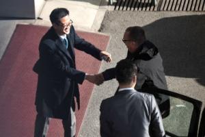 펠트먼 유엔 사무차장 방북…리용호 등 만나 국제사회 우려 전달