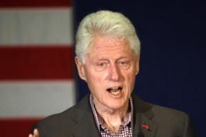 """빌 클린턴 """"트럼프 시대의 미국은 부족주의 국가"""""""