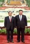 시진핑, 노영민 주중대사 …