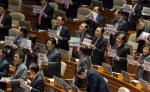 [내년 예산안 통과] 한국당…