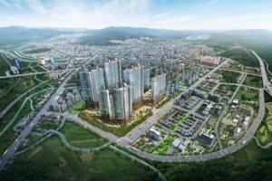 충남 보령 새로운 도시 명천지구, 수혜로 창창한 미래가치 '눈길'
