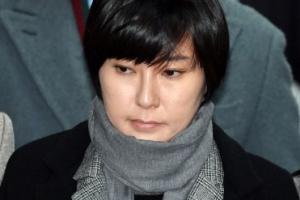 [포토] '스타일 변신' 장시호, 징역 2년 6월 법정구속