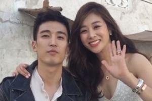 장신영·강경준, 내년 5월 결혼…'동상이몽2'서 발표