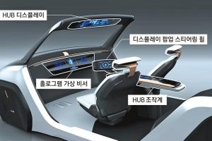 현대모비스, 美 CES서 미래차 신기술 선보인다