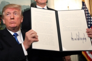 중동 '지옥의 문' 연 트럼프…세계가 요동