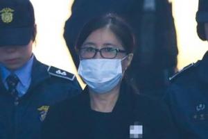 """최순실 """"박근혜와 상하관계, 뇌물공범 아냐""""…朴변호인 방청"""
