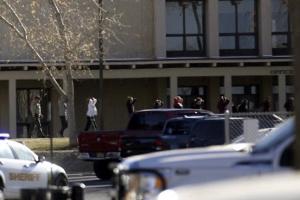 미국 뉴멕시코주 고등학교서 총격 사건…학생 2명 사망, 10여명 부상