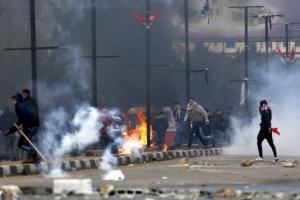 트럼프 '예루살렘 이스라엘 수도 선언' 후폭풍…이스라엘-하마스 교전