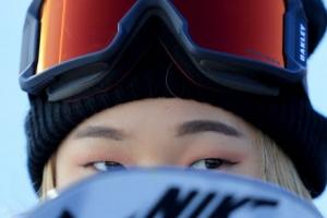 교포 2세 클로이 김, 스노보드 하프파이프 시즌 두 번째 우승