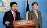 자유한국당 홍문종 의원으…