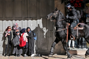 이·팔 '예루살렘 충돌' 4명 사망… 트럼프 성토장 된 안보리