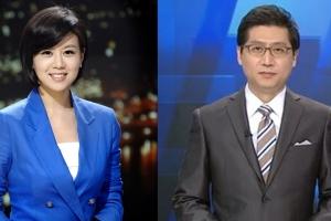 손정은 MBC '뉴스데스크' 복귀…박성호 기자와 진행