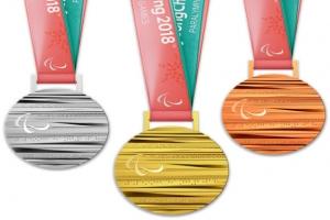 평창패럴림픽 메달 첫선