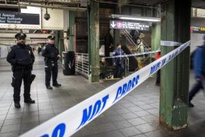 """뉴욕 폭탄 테러, 용의자 포함 4명 부상…외교부 """"한국 국민 피해자 없다"""""""