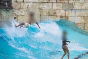 인공파도 틈타 잠수해 여성 2명 추행한 남성 '벌금형'