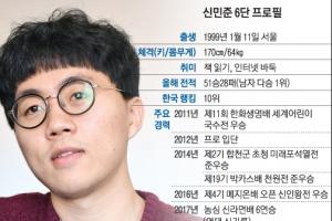 [스포츠&스토리] 겁없는 10대, '바둑 삼국지' 휩쓸다