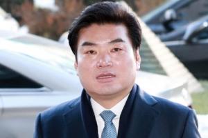 '불법 정치자금 수수' 원유철 의원, 17시간 검찰 조사받고 귀가