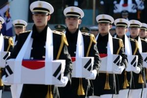 6·25 국군전사자 합동 봉안식
