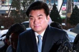 """원유철 피의자 신분 소환 """"심려 끼쳐 송구… 성실히 소명"""""""