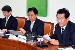 국민의당 박주원 최고위원 사퇴
