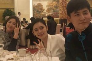 """[서울포토] """"한중 국빈만찬 왔어요"""" 송혜교·'추자현·우효광 커플' 인증샷"""