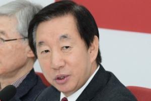 """김성태 """"임종석 UAE 특사 의혹 운영위 열어야"""""""