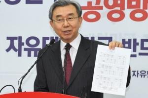 한국당, 서청원·유기준·류여해 등 당협위원장 62명 물갈이