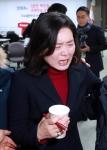 """류여해 '눈물'…""""홍준표…"""