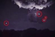 호주서 발생한 거대 뇌운에 UFO들 몰려들어