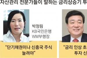 """""""금리인상기 예금·적금·채권 무조건 짧게"""""""