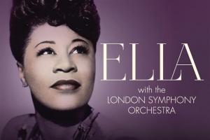 '재즈의 여왕'  런던심포니와  환상 하모니