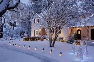 올해도 '화이트 크리스마스'는 꿈 속에서만...