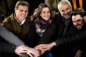카탈루냐 조기총선, 독립·잔류파 둘 다 과반 못할 듯