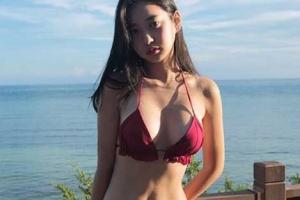 [포토] 모델 신재은, 탄성 자아내는 환상적 비키니 몸매