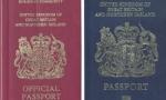 영국여권 색깔 변경결정에…