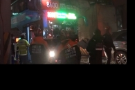 [영상] 벌써 세 번째…당산역 고가도로 2층 버스 충돌