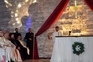 이라크 모술 성바울교회 4년 만에 성탄예배