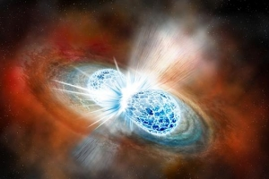 수천명 과학자들 중성자별 충돌 발견 '그레잇'