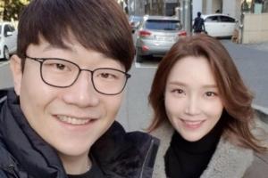 """KIA 타이거즈 에이스 양현종의 아내 정라헬 미모 화제…""""여배우인 줄"""""""