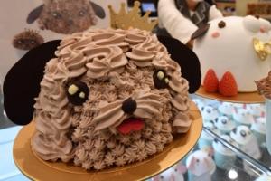 [서울포토] '황금개띠해엔 퍼피 케이크~'