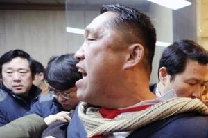"""국민의당 통합반대파 """"안철수, 재신임 실패한 것…퇴진해야"""""""