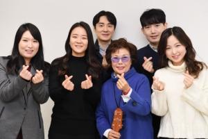 2018 서울신문 신춘문예 당선자들의 환한 웃음