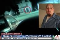 장난전화에 경찰 오인 사격…美 20대 남성 사망