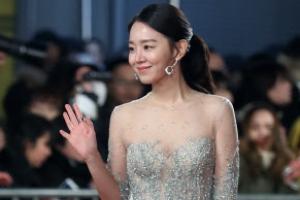 [포토] 레드카펫 위 '여배우들의 드레스 열전'