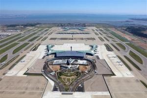 공항 이용객 年 1억명 시대 연다…18일 인천공항 제2터미널 개장