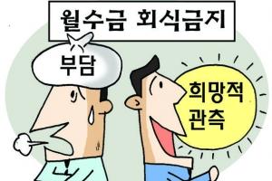 [비즈카페] '월수금 회식 금지령' 환영하거나 부담되거나