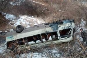 """""""제동장치가 이상해 쾅""""…신병 태운 군용버스 사고 순간"""