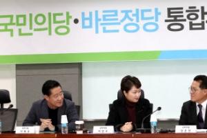 국민-바른 '통추협' 출범…1월 양당 전대·2월 창당대회 로드맵