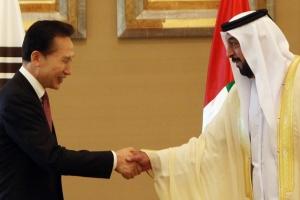 UAE 비밀협정에 '유사시 군사적 지원'