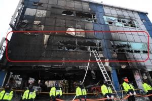 제천 참사 건물 2층 사우나 세신사·카운터 직원 불구속